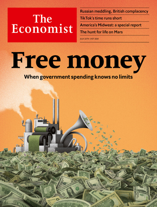 Titelbild The Economist